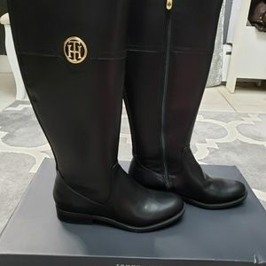 Tommy Hilfiger Silvana Riding Boots size 7.5